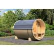 Karibu buitensauna Barrel sauna 2