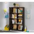 New York boekenkast kast zwart tienerkamer, kinderkamer, jongenskamer, meidenkamer