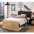 New York twijfelaar tiener bed slaapkamer tienerkamer