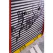 Champion Racer 3 deurs kledingkast graffiti