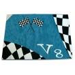 V8 tapijt kinderkamer