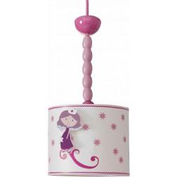 Elsa meisjes hanglamp prinses meisjes kamer