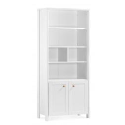 Florence boekenkast open kast tiener slaapkamer