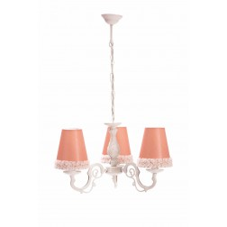 Romantic hanglamp meisjeskamer