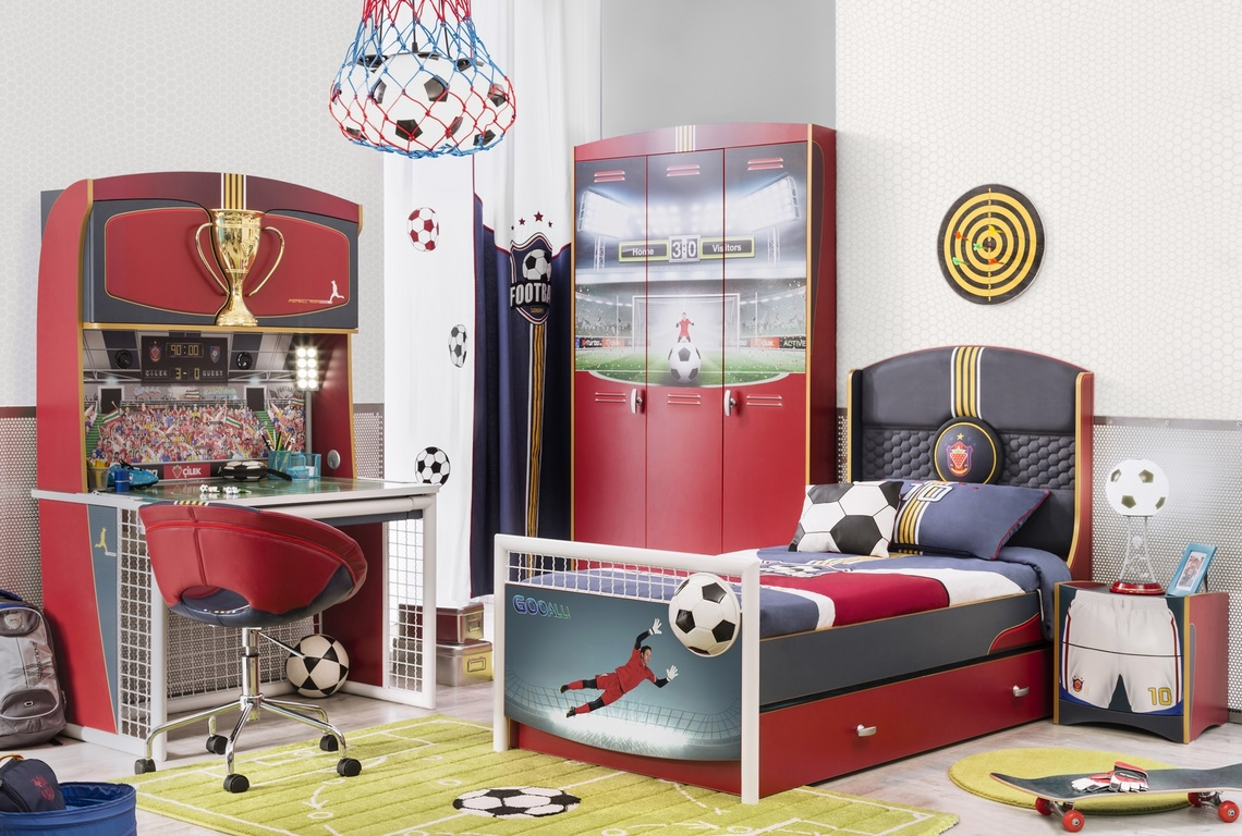 Champion_kinderbed_jongens_kamer_jongens_bed_met_bedlade_kinderbureau