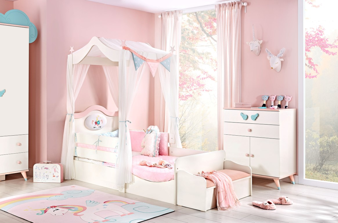 Unicorn_bed_meisjeskamer_kinderkamer_meisjes_decoratie